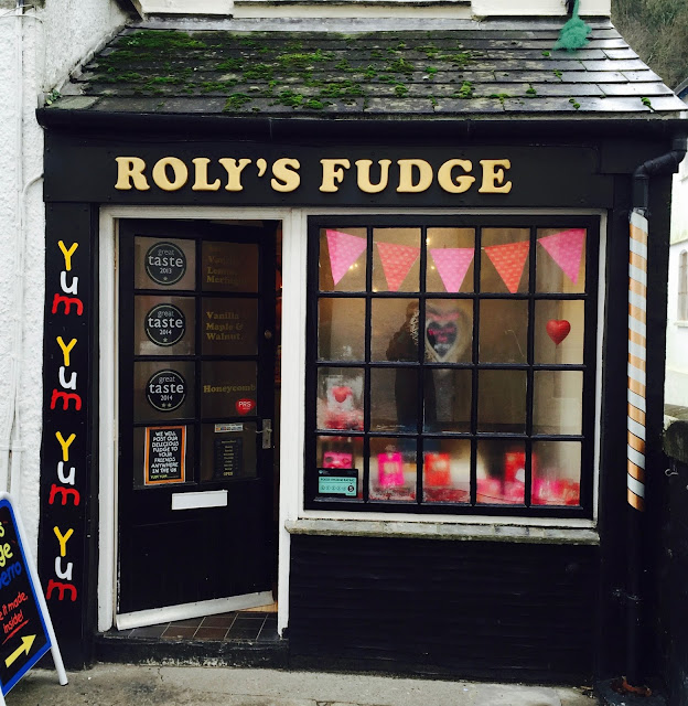 Roy's Fudge Polperro