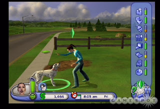The Sims 2: Pets (PS2) 2006