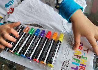 Graffiti Fabric Pens