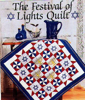 Festival of Lights Quilt