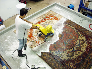harga cuci laundry karpet di Bandung