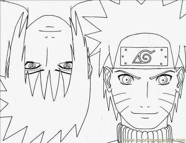 naruto-coloring-pages-kakashi | | BestAppsForKids.com | 499x650