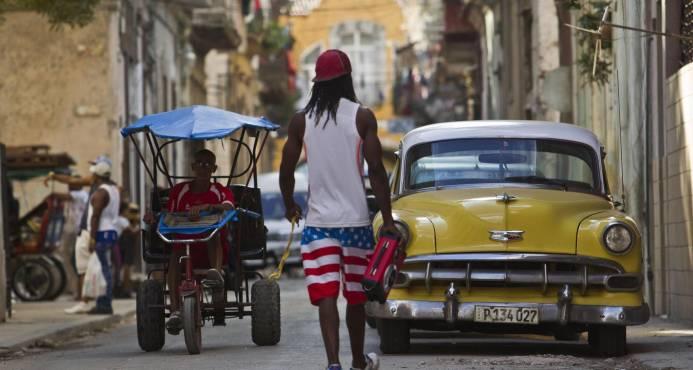 Huracán Irma y medidas de Trump afectaron el turismo en Cuba en 2017