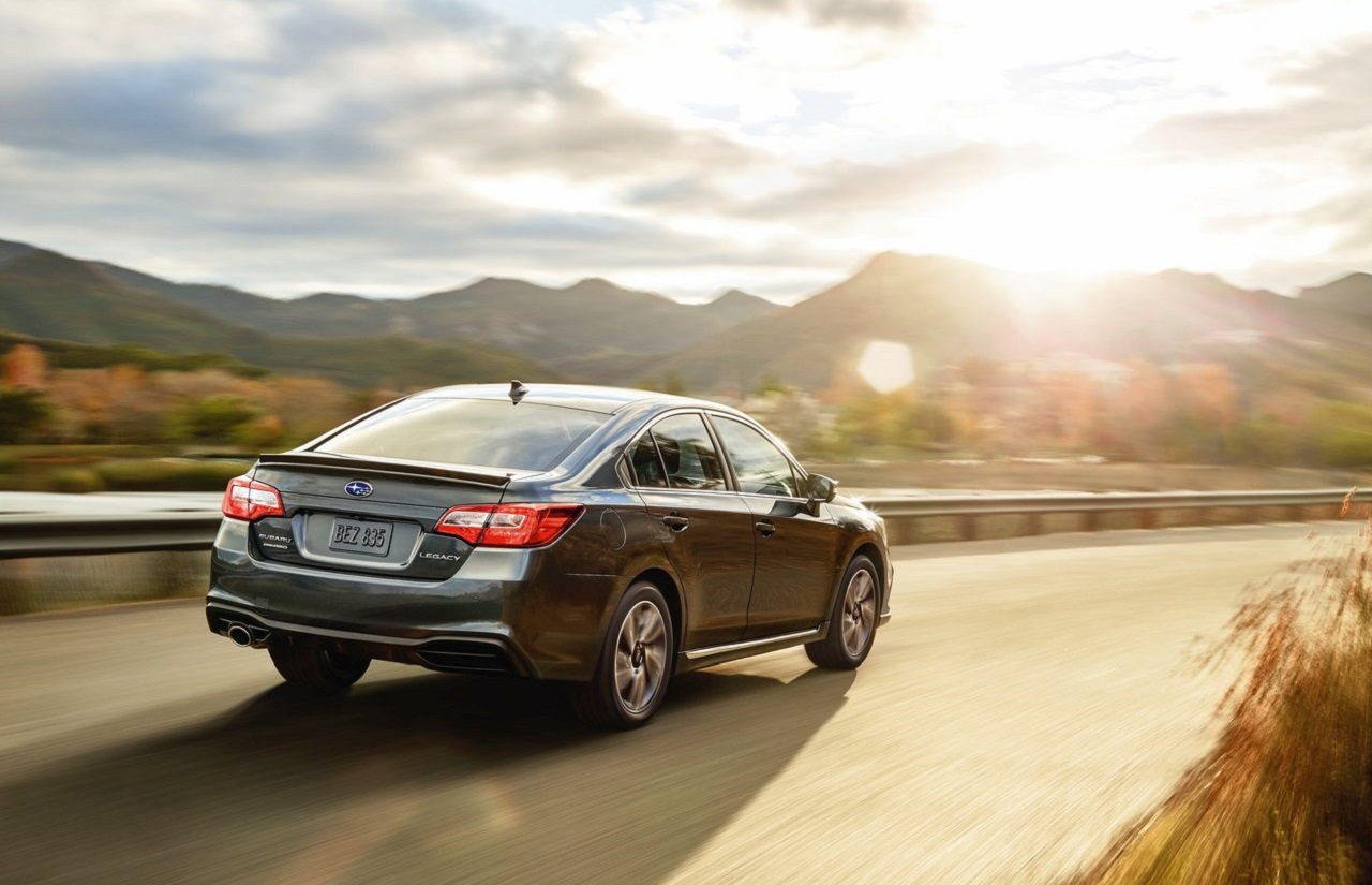 2018 2019 subaru legacy details car details the 2018 legacy gains the brands latest subaru starlink multimedia system with bluetooth wireless capability ipod control smartphone integration with sciox Choice Image