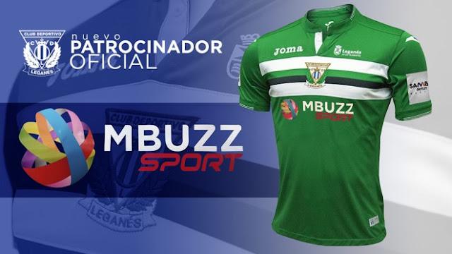 El Leganés presenta dos nuevos sponsors