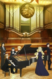 Piano no Mori Segunda Temporada 7  online