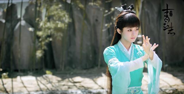 Zhao Li Ying n 2016 c-drama Legend of Chusen
