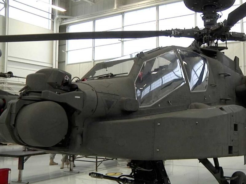 Apache AH-64E-Guardian