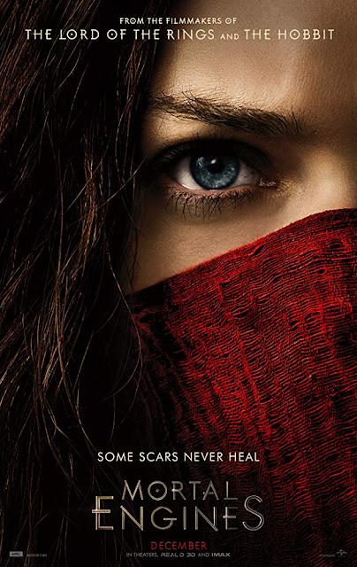 Download film Mortal Engines (2018) Subtitle Indonesia 360p 480p 720p 1080p