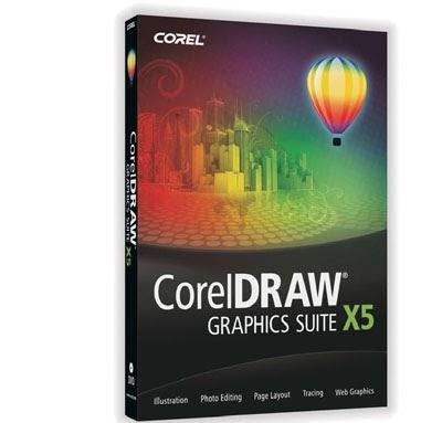 Font Corel Draw X 5