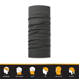 12-in-Headband For Outdoor And Daily Headwear