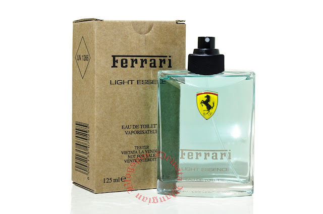 Ferrari Light Essence Tester Perfume