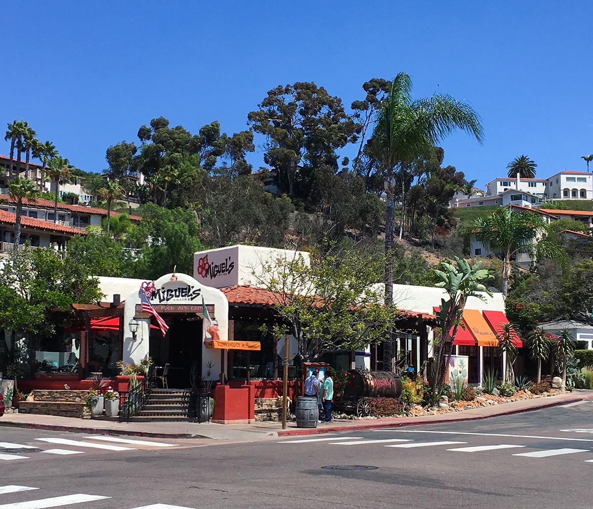 Old Town San Diego, Restaurant