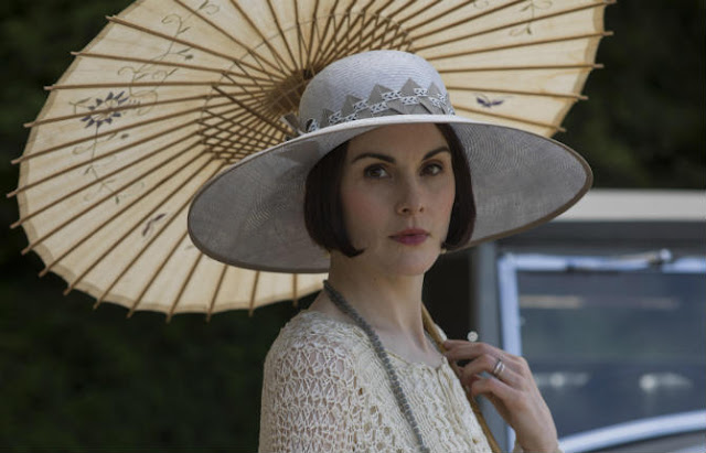 The Finale Recap: Downton Abbey, Series Six. Sharing a final recap of a beloved ITV show. Text © Rissi JC
