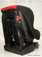 4 BabyDoes BD875 Baby Car Seat - Rear and Forward Facing