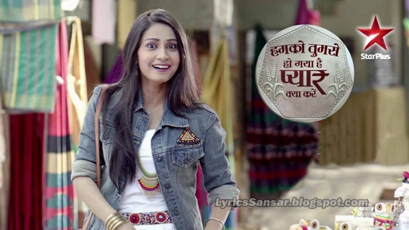 Tu Taj Mera Sartaj Mera Lyrics : Darshan Raval | TV Serial