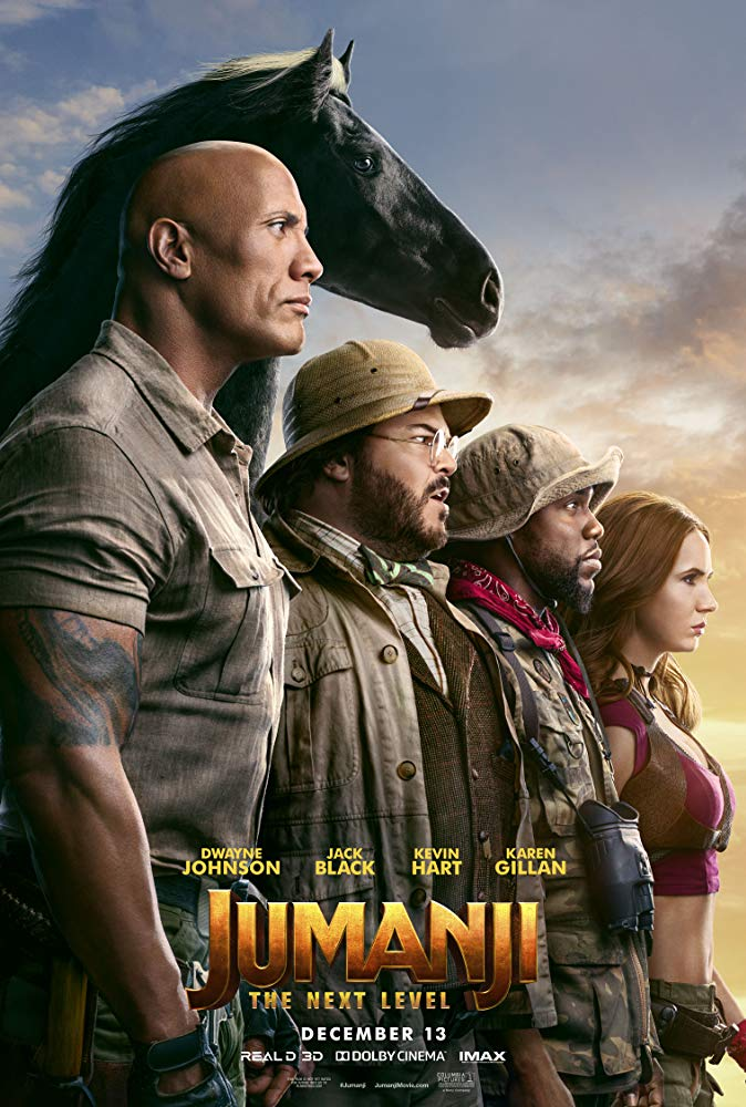 Jumanji: The Next Level  Dual Audio download
