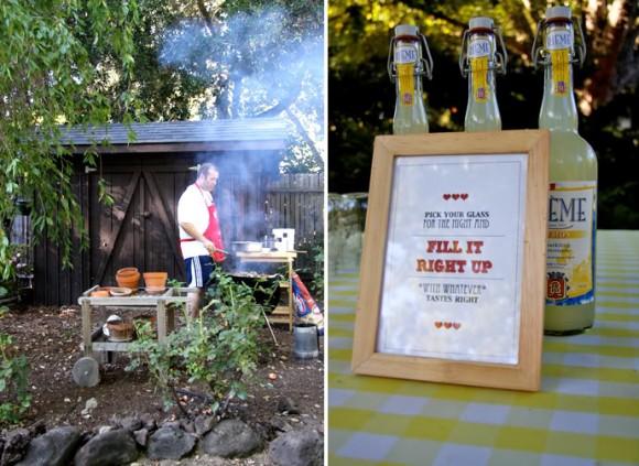 Backyard Bbq Wedding Invitations: Life Of A Vintage Lover: BBQ Rehearsal Dinner
