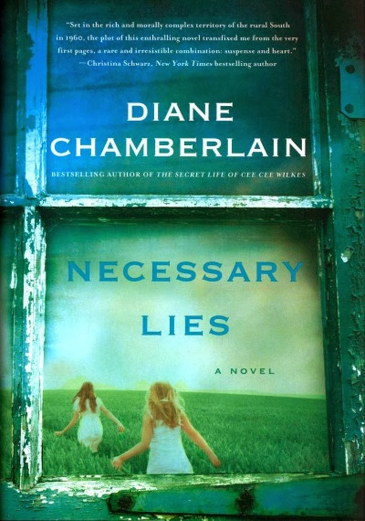 Necessary Lies by Diane Chamberlain – Book Cover