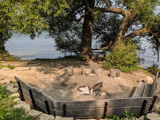 Firepit at Picnic Point
