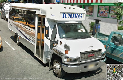 Autobus GMC, Nowy Jork