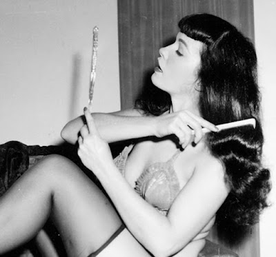 bettie-page-hair-brushing