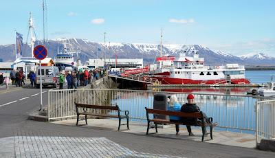 Free activities in Reykjavík
