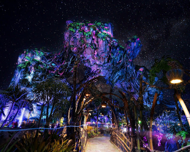 Pandora - First Time Disney Guest Tips
