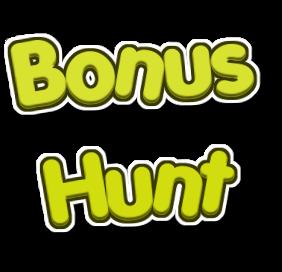 Bonus Hunt PNG
