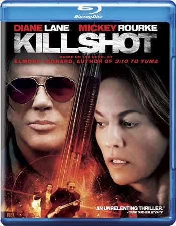 Killshot 2008 Dual Audio Hindi 720p BluRay 800mb