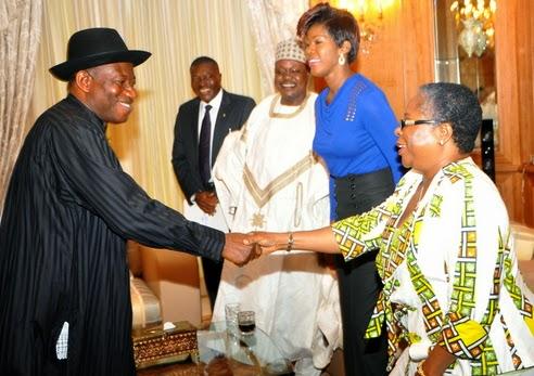 nollywood campaign jonathan 2015