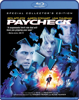Paycheck 2003 Dual Audio ORG Hindi 720p BluRay 950mb