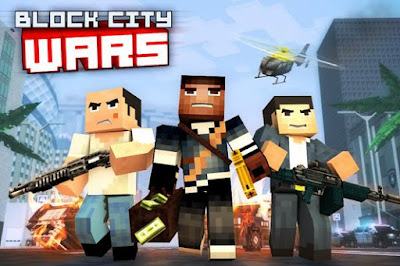 Block City Wars Mod Apk Data v6.0 Terbaru (Unlimited Gold + Cash)