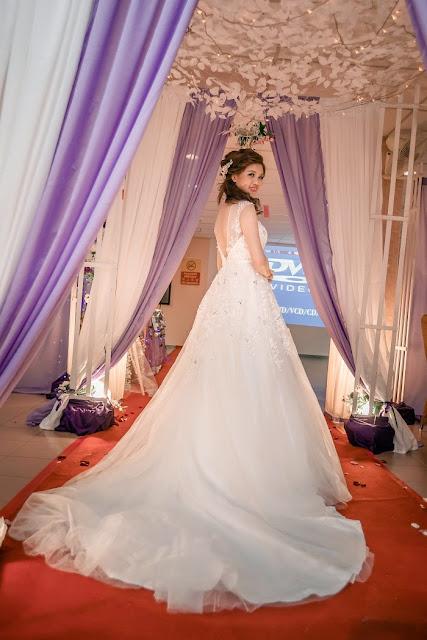 long gown precious