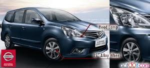 Nissan Grand Livina Mobil Terbaik Pilihan Keluarga