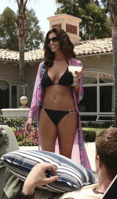 Charisma Carpenter S Hottest Amp Sexiest Bikini 65 Pics