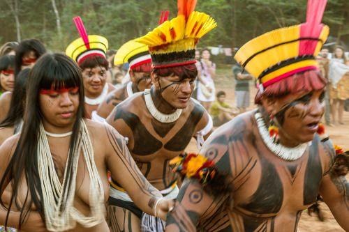 Índios Yawalapiti-2