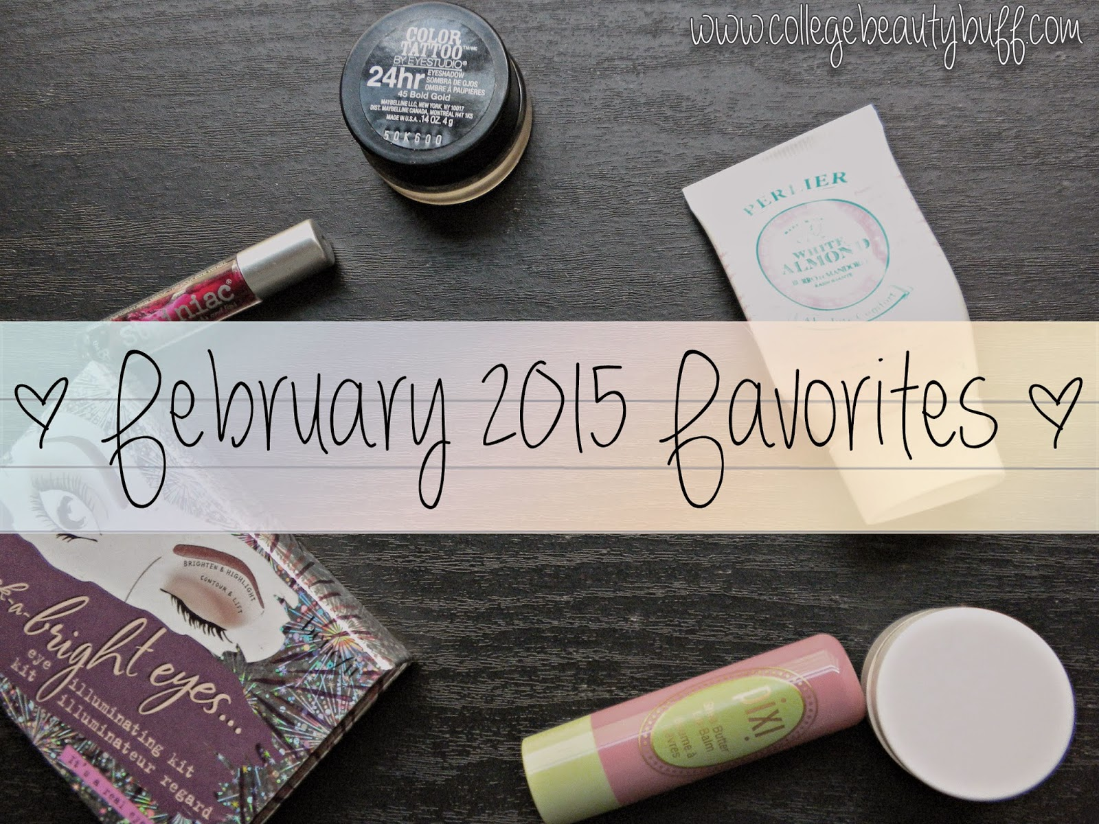 My Favorite Things: February 2015