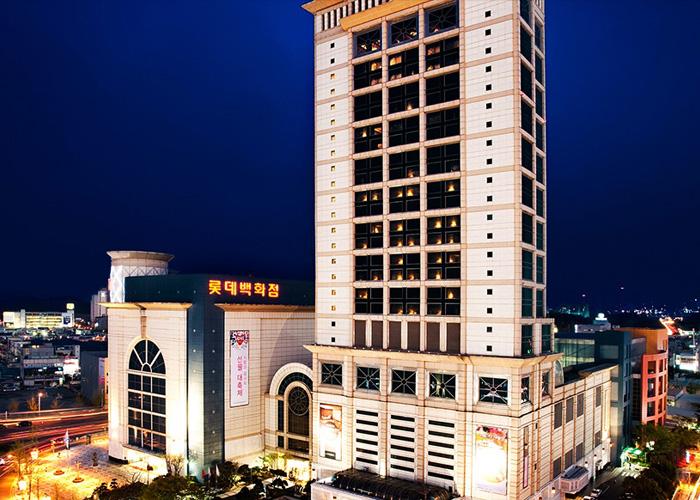 Lotte Hotel Ulsan South Korea