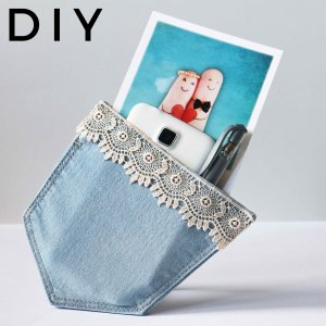 DIY pocket frame