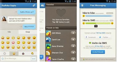 Hike Messenger APK Latest New 2016 Version Free Download For Android And Tablet