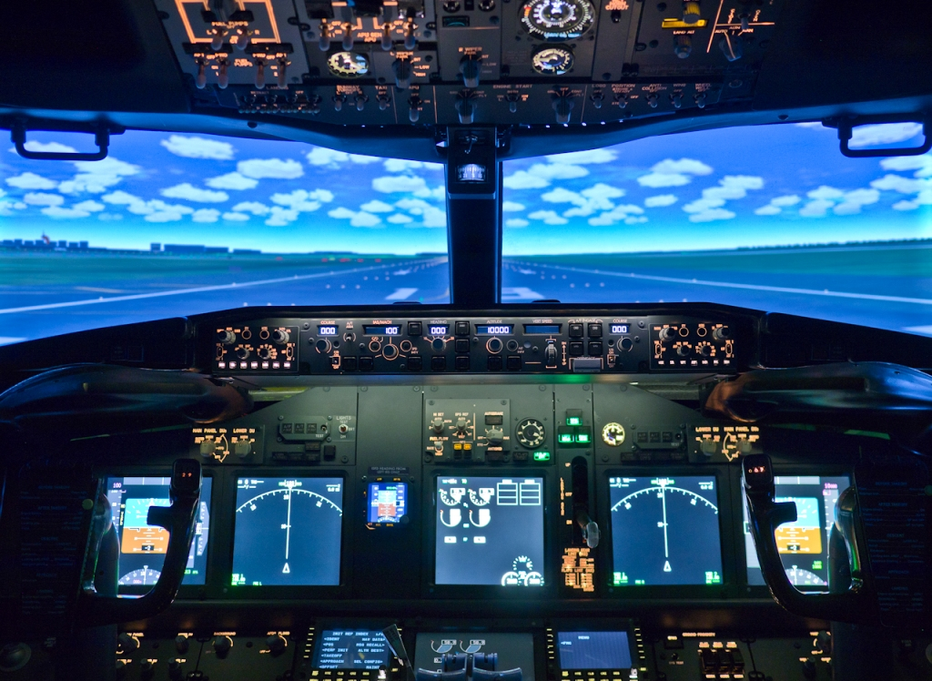 Flight simulator 2016 virtual pilot 3d the closest you for Simulatore 3d