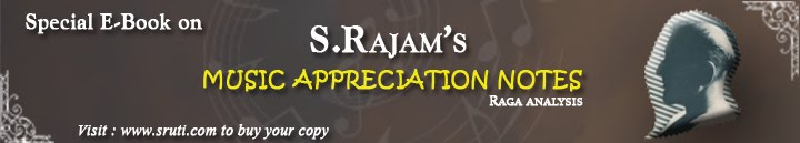 S.Rajam's (Music Appreciation notes)