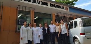 Laboratório Regional inicia coletas para investigação de paternidade