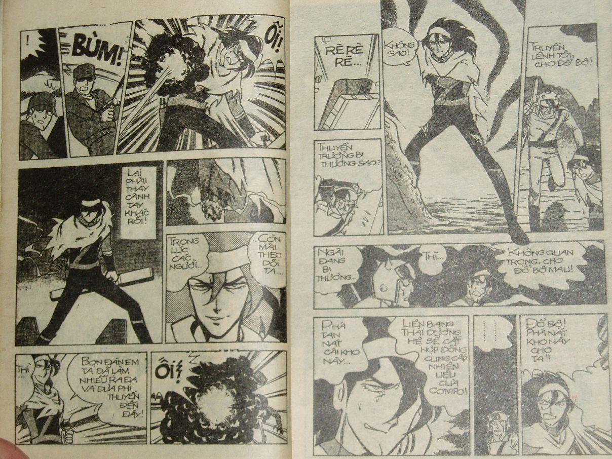 Siêu nhân Locke vol 06 trang 13