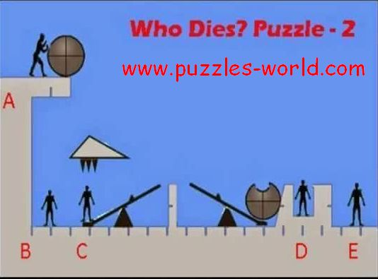 Who Dies ? Puzzle - 2