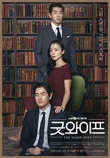 Sinopsis Drama The Good Wife {Drama Korea}