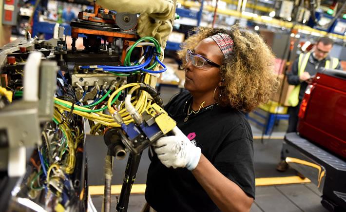La compañía a través de la innovación planea ascender al siguiente nivel de conectividad y movilidad, así como de vehículos autónomos, electrificación y seguridad. (Foto: Ford Motor Company)