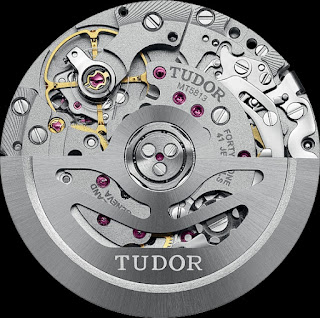 Calibre Tudor MT5813 mouvement Breitling B01