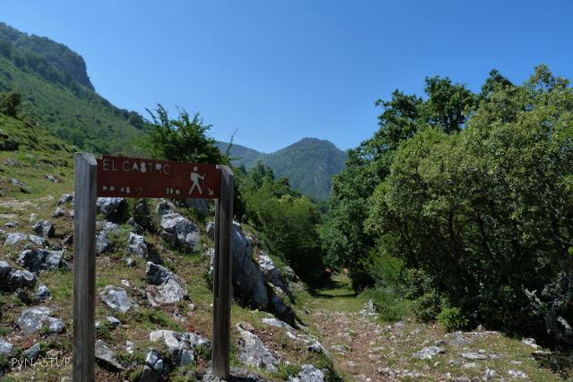 Braña Campizos - Parque Natural de Somiedo - Asturias